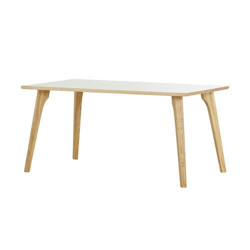 Woodford Esstisch  Alfred ¦ creme ¦ Maße (cm): B: 80 H: 77 Tische > Esstische - Möbel Kraft