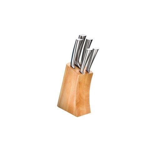 Justinus Messerblock, 6-teilig Messer & Besteck > Küchenmesser > Messerblöcke & Messersets - Möbel Kraft