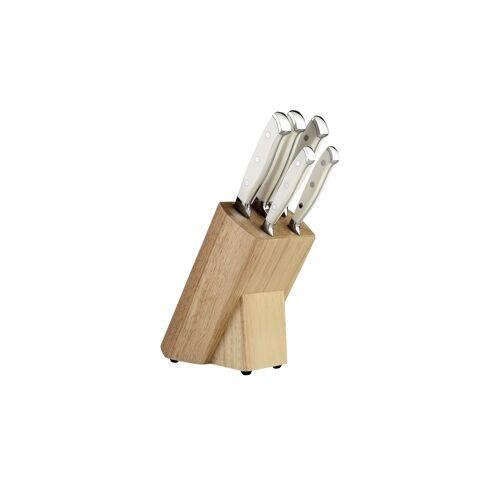 Justinus Messerblock 6-teilig  SharpCut Messer & Besteck > Küchenmesser > Messerblöcke & Messersets - Möbel Kraft