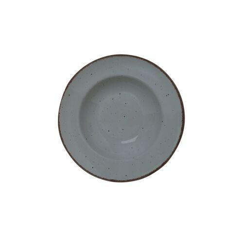 Peill+Putzler Pastateller  Siena ¦ grau ¦ Steinzeug Ø: [27.0] Geschirr > Geschirrsets > weitere Service - Möbel Kraft