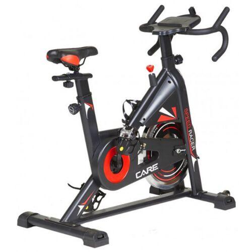 Care Fitness Fahrradtrainer Speed Racer 105 X 113cm Stahl Schwarz