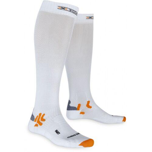 X-Socks X Socks Fahrradsocken Bike EnergizerPE/PP Weiß Mt 35 38