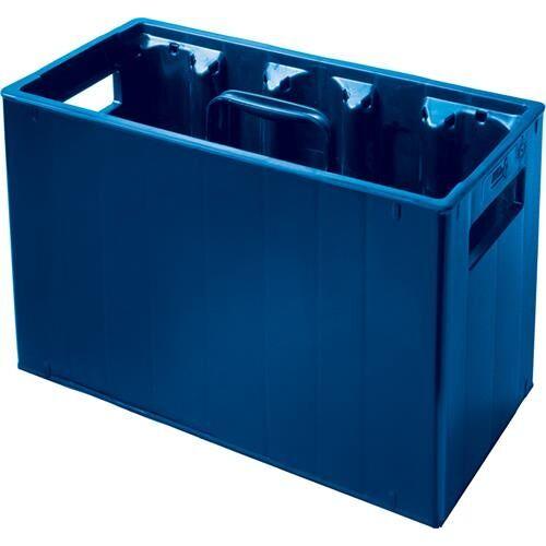 Piri Sport Wasserflaschenkasten 10 Wasserflaschen Blau
