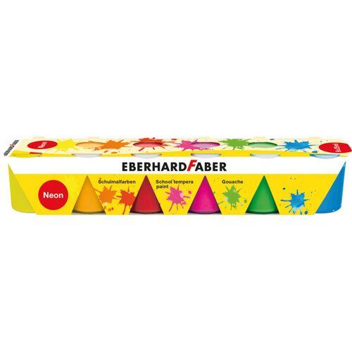 Eberhard Faber schulfarbe neon junior 25 ml 6 Stück