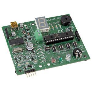 Velleman lernmodul PIC Programmierung USB 9 x 7,4 cm grün
