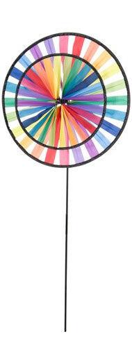 Invento windmühle Wheel Duett Rainbow 96 x 44 cm Polyester
