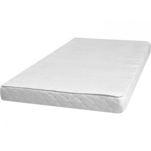 Playshoes matratzenbezug 70x140 cm weiß