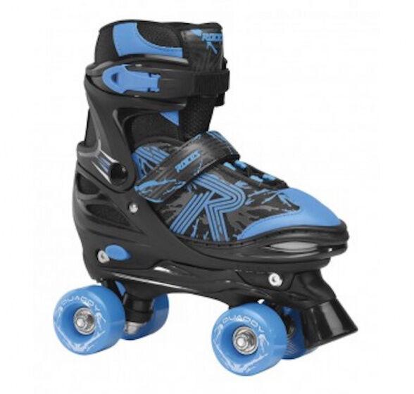 Roces quaddy 3.0 Rollschuhe schwarz/blau 38 41