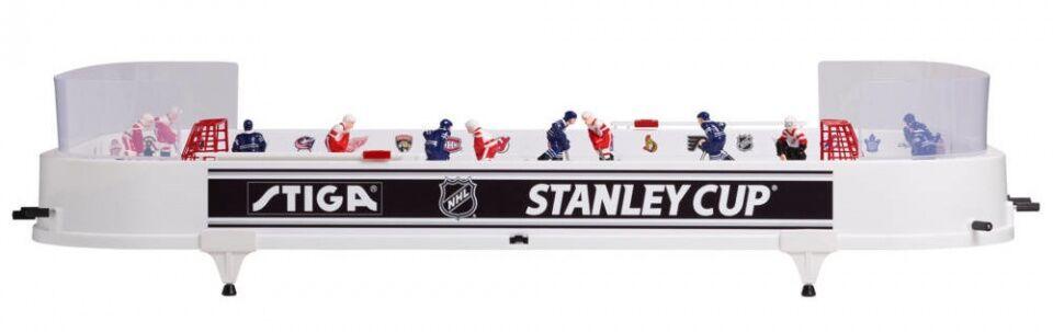 Stiga Stanley Cup Eishockeytisch 88,5 cm weiß
