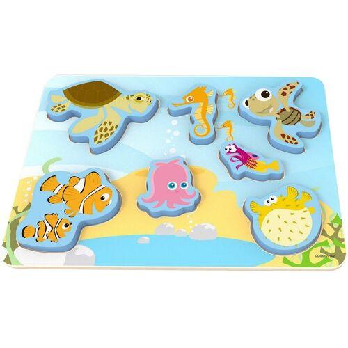 Disney puzzle Nemo junior Holz 7 Teile