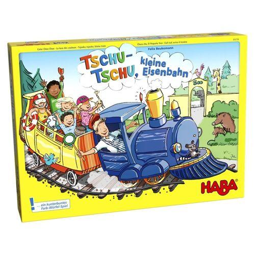 Haba Tschu Kind Tschu kleine Eisenbahn (DU)