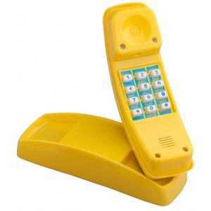Swing King telefon für Spielhaus 21 cm gelb