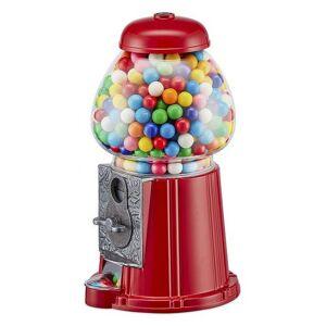 Balvi American Dreamkaugummiautomat 23 cm glasrot