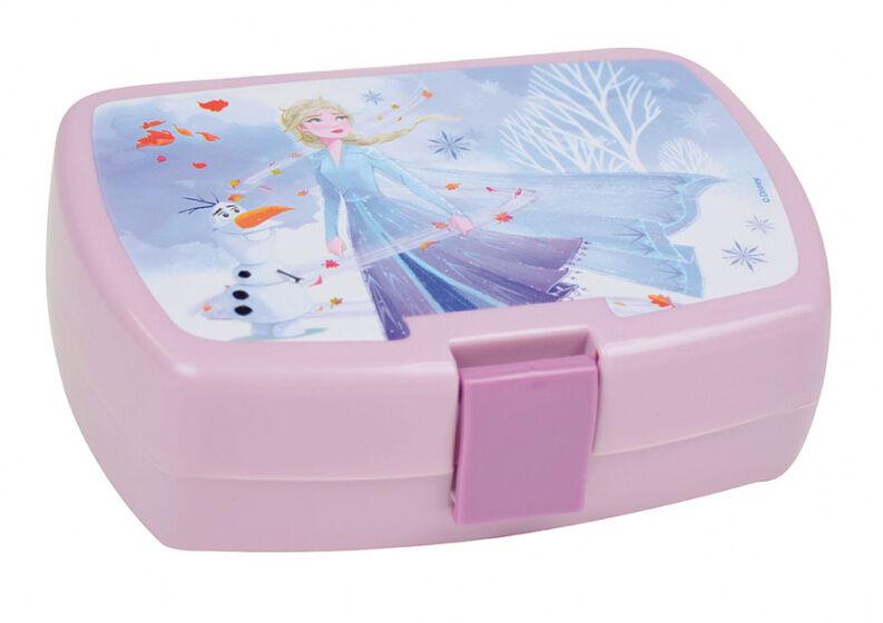 Disney Gefrorene Brotkasten Mädchen 6,5 x 17 x 13 cm rosa/multicolor