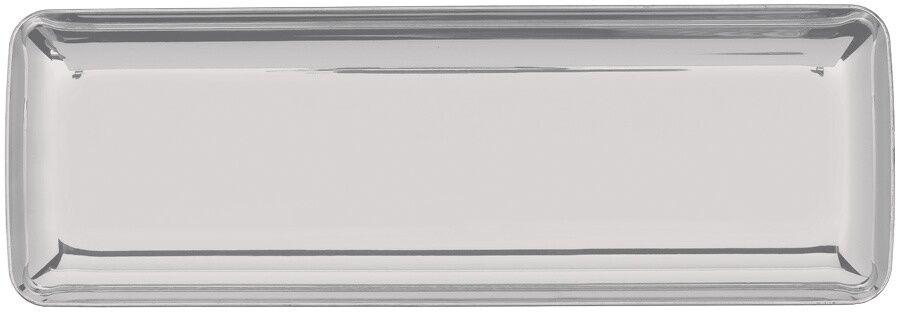Amscan servierplatte silber 19 cm 11 Stück