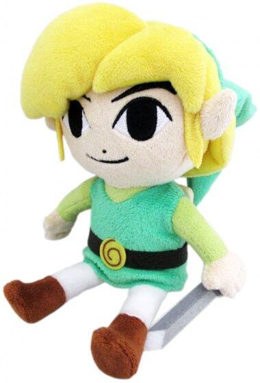Little Buddy kuscheltier Legende von Zelda: Link28 cm grün