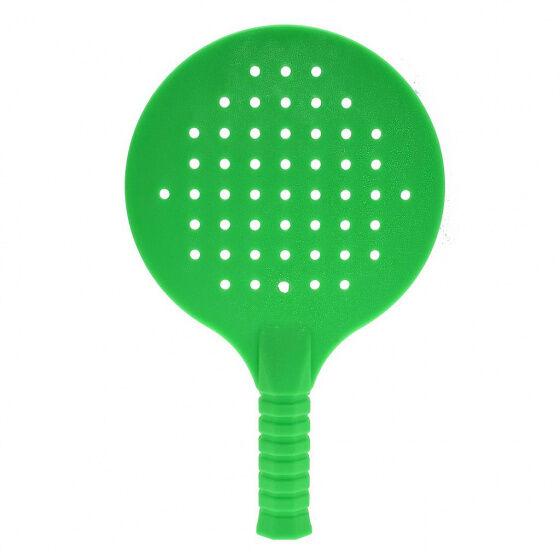 Reydon schläger mit kurzem Griff Junior 27 x 17 cm grün