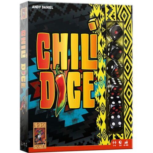 999 Games würfelspiel Chili Würfel