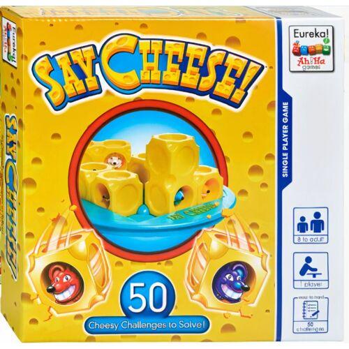 Ah!Ha Games puzzle Say Cheese junior gelb 7 Teile