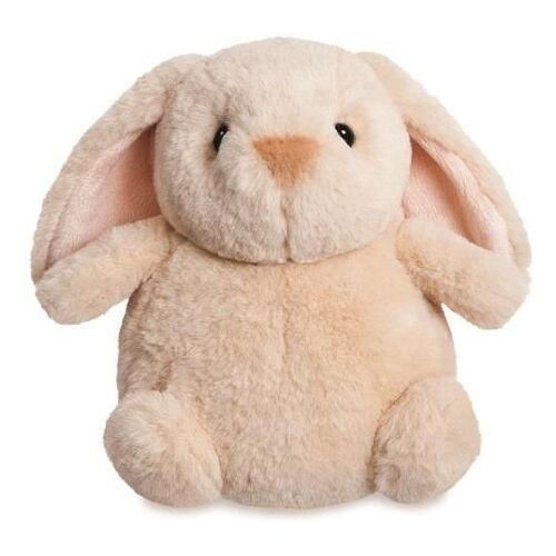 Aurora stofftier Cuddle Pals Kaninchen 18 cm Plüsch hellbraun