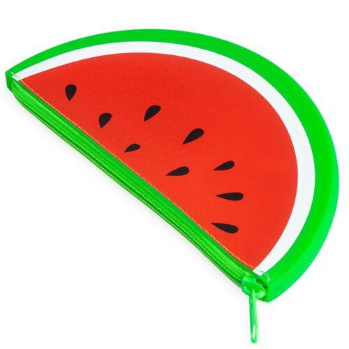 Balvi fall Wassermelone 19,5 x 10 cm Silikon rot/grün