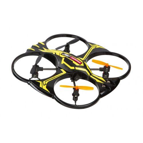 Carrera RC Drohne 2,4GHz Quadrokopter X118 cm schwarz/gelb