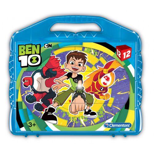 Clementoni Blockpuzzle Ben Ten 12 Teile