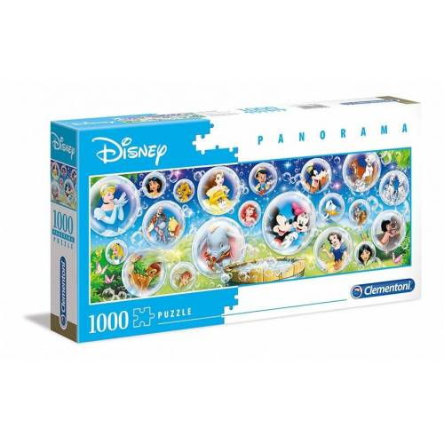 Clementoni puzzle Disney Panorama   Klassische 1000 Teile