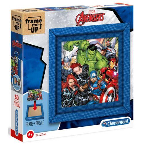 Clementoni puzzle The Avengers Jungen 27 cm Pappe 61 teilig