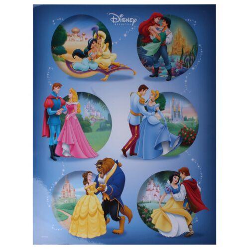 Disney poster Prinzessinnen duo's junior 50x40 cm Papier