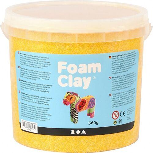 Foam Clay Foam Clay gelb 560 Gramm