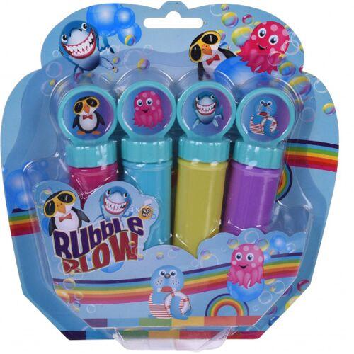 Free and Easy seifenblasenblasen Set Tiere 4 Stück