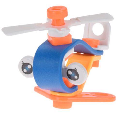 Free and Easy hubschrauber Junior blau/orange