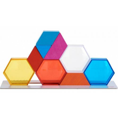 Haba stapelspiel Farbe Kristalle 14 Steine