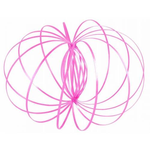 Jonotoys Zauberringe 13 cm rosa