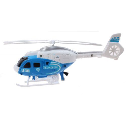 LG Imports Hubschrauber blau 23 cm