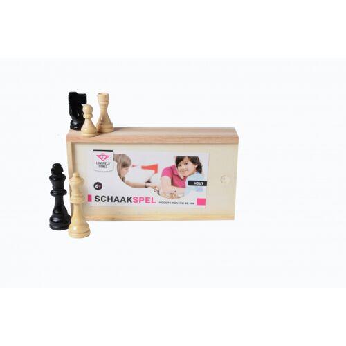Longfield Games holzschachfiguren in der Schachtel König 88 mm