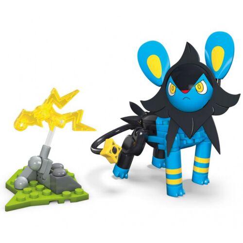 Mega Construx konstruktionsspielzeug Pokémon Luxio blau 67 Stück