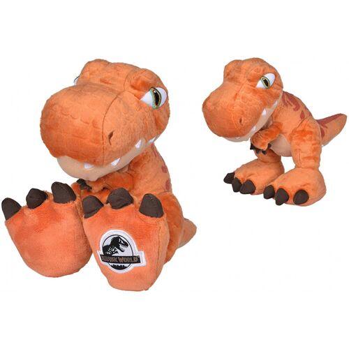 Nicotoy stofftier Jurassic World T Rex 46 cm Plüsch orange