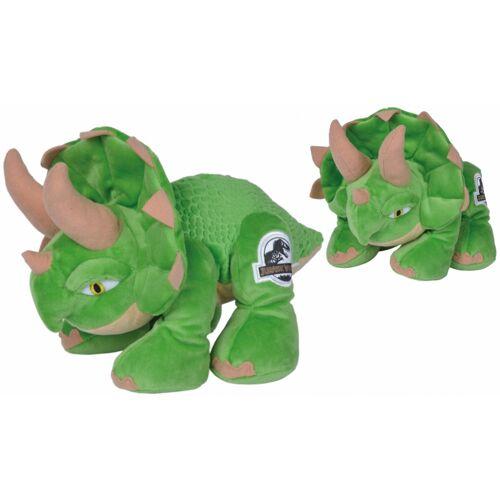 Nicotoy stofftier Jurassic World Bumpy 25 cm Plüsch grün