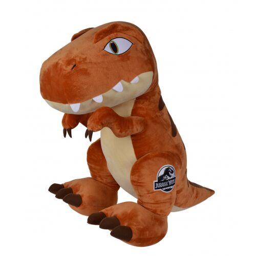 Nicotoy stofftier Jurassic World T Rex 95 cm Plüsch orange