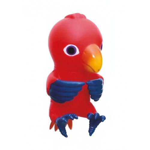 Paradiso Toys sprechender Papagei 9,5 cm rot