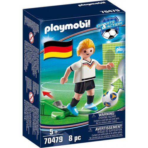 Playmobil Sport & Action: Fussballspieler Deutschland (70479)
