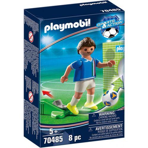 Playmobil Sport & Action: Fussballspieler Italien (70485)