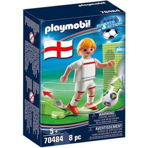 Playmobil fussballspieler England Junior 8 teilig