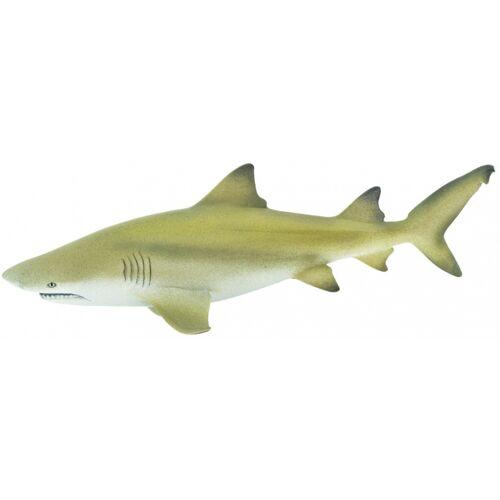 Safari spieltier Zitronenhai Junior 14,3 cm grün