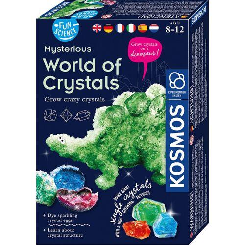 Kosmos experimentiersatz Welt der Kristalle