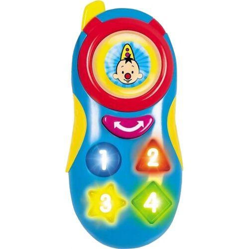 Studio 100 Spielzeug Telefon Bumba 16 cm blau