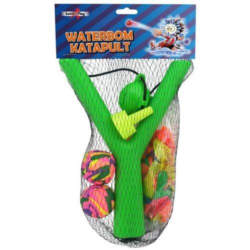 Summerplay katapult Waterbomb junior grün 5 tlg