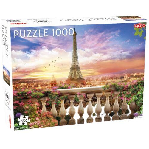 Tactic puzzle Eiffelturm in Paris 67 x 48 cm 1000 Teile